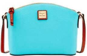 Dooney & Bourke Pebble Grain Ruby Crossbody Shoulder Bag