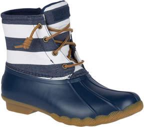 Sperry Saltwater Breton Stripe Duck Boot