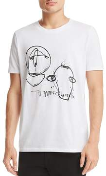 HUGO Dears Graphic Crewneck Short Sleeve Tee - 100% Exclusive