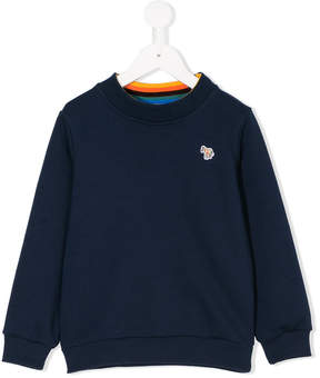 Paul Smith round neck sweatshirt