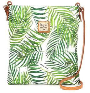 Dooney & Bourke Siesta Key Collection Small Dani Cross-Body Bag - WHITE - STYLE
