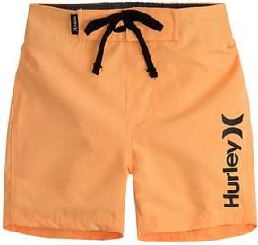 Hurley Baby Boy Logo Swim Trunks