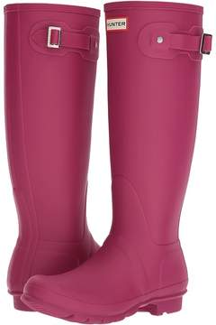 Hunter Tall Rain Boots Women's Rain Boots