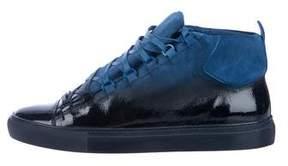 Balenciaga Ombré Arena Sneakers