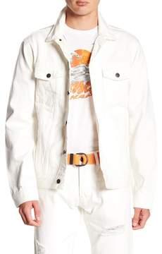 Gilded Age Destroyed Denim Jacket
