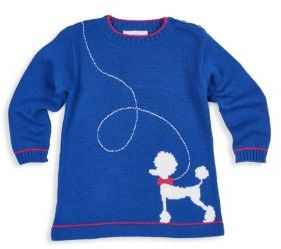 Florence Eiseman Toddler's & Little Girl's Cotton Knit Tunic Sweater