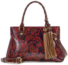 Patricia Nash Vintage Tapestry Collection Angela Satchel