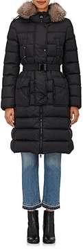 Moncler Women's Khloe Fur-Trimmed Down Coat