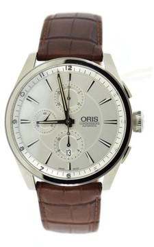 Oris Artix 7644 Stainless Steel 44mm Mens Watch