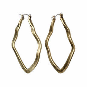 Libby Edelman Hoop Earrings