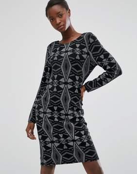 B.young Diamond Embellished Dress