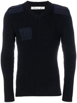 Martine Rose Police knit jumper