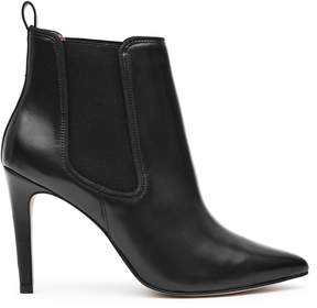 Reiss Raimonda Point-Toe Ankle Boots