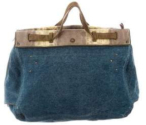Jerome Dreyfuss Carlos Canvas Bag