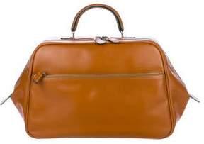 Valextra Medium S-Series Travel Bag