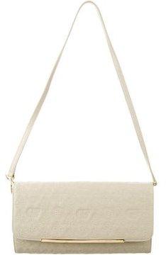 Gianfranco Ferre Leather Shoulder Bag
