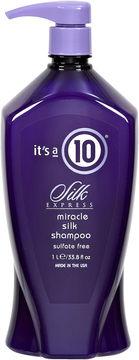 It's A 10 ITS A 10 t's a 10 Silk Express Miracle Silk Shampoo - 33.8 oz.