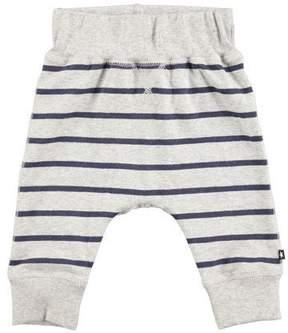 Molo Sammy Infinity Stripes Jogger Pants, Size 3-24 Months