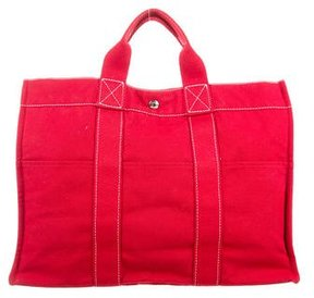 Hermes Deauville MM - RED - STYLE