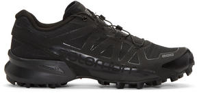 Salomon Black S-Lab Speedcross Limited Edition Sneakers