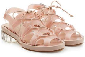 Simone Rocha Open Brogue Sandals