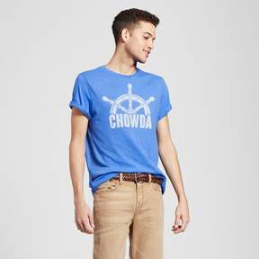 Awake Men's Boston Chowda T-Shirt - Blue