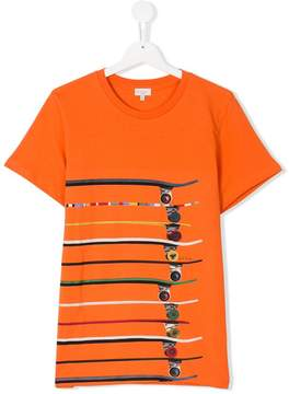 Paul Smith skateboard print T-shirt