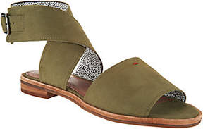 ED Ellen Degeneres Leather or Suede Sandals - Sanja
