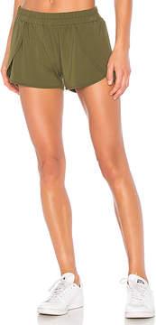 Bobi Draped Shorts