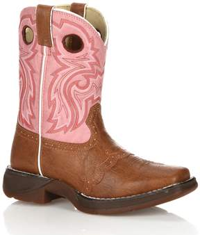 Durango Lil Girls' 8-in. Saddle Western Boots