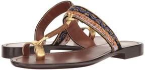 Etro Toe Ring Sandal Women's Sandals