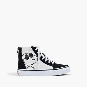 J.Crew Kids' junior Vans® Sk8-Hi zip sneakers