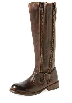 Bed Stu Bedstü Tall Brown Boot