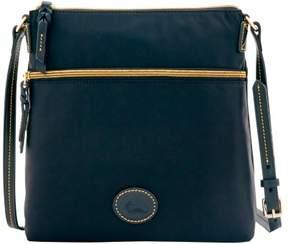 Dooney & Bourke Nylon Crossbody Shoulder Bag - BLACK BLACK - STYLE