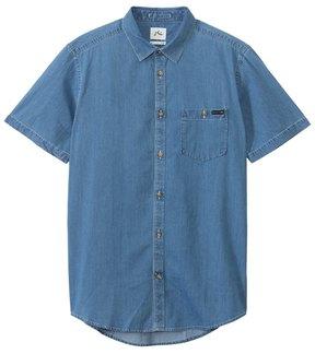 Rusty Men's Carter Short Sleeve Shirt 8129039