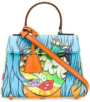 Moschino Juice box cartoon bag