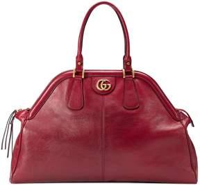 Gucci RE(BELLE) large top handle bag