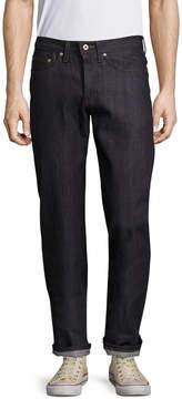 Naked & Famous Denim Men's Cotton Weird Guy Jeans