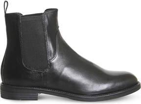 Vagabond VagaBootsnd Ladies Black Timeless Amina Chelsea Boots