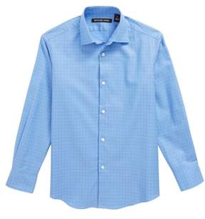Michael Kors Check Dress Shirt