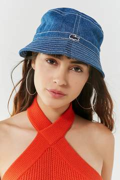 Lacoste Denim Bucket Hat