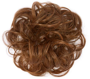 Hairdo. by Jessica Simpson & Ken Paves Ginger Brown Curly-Do Wrap