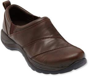 L.L. Bean Women's Comfort Mocs, Leather