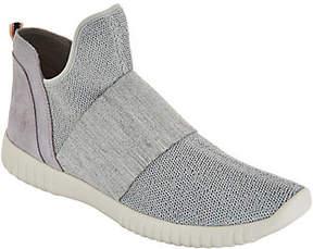 ED Ellen Degeneres Mesh & Suede Sneakers - Hachiro
