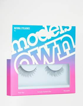 Models Own Natural Eyelashes