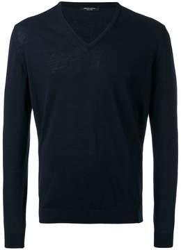 Roberto Collina v-neck sweater