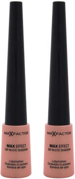Max Factor Posh Pink Max Effect Dip-In Eyeshadow - Set of Two