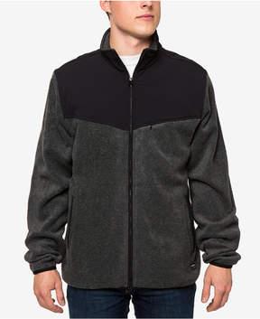 O'Neill Men's Colorblocked Polar Fleece Jacket
