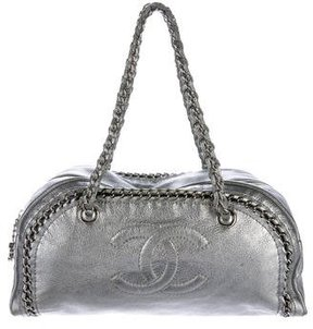 Chanel Medium Luxe Ligne Bowler Bag