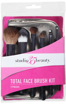 Studio 35 Beauty Total Face Brush Kit